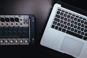 Sermon Recording Equipment