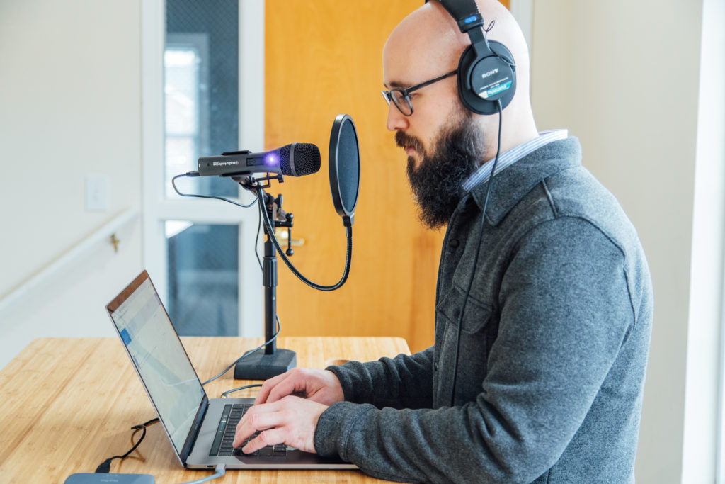 How to Record a Podcast - Best Practices for Recording