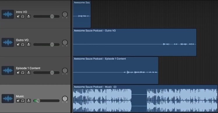 Merged Audio Files