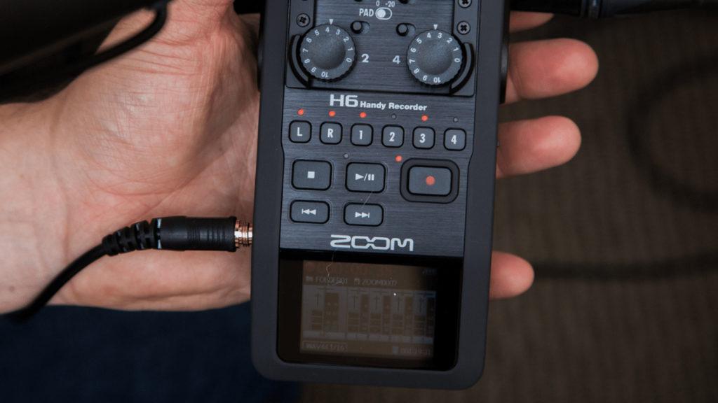 Zoom-H6-Tutorial