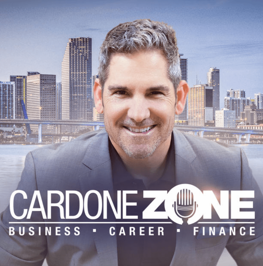 Best Business Podcasts_Cardone Zone