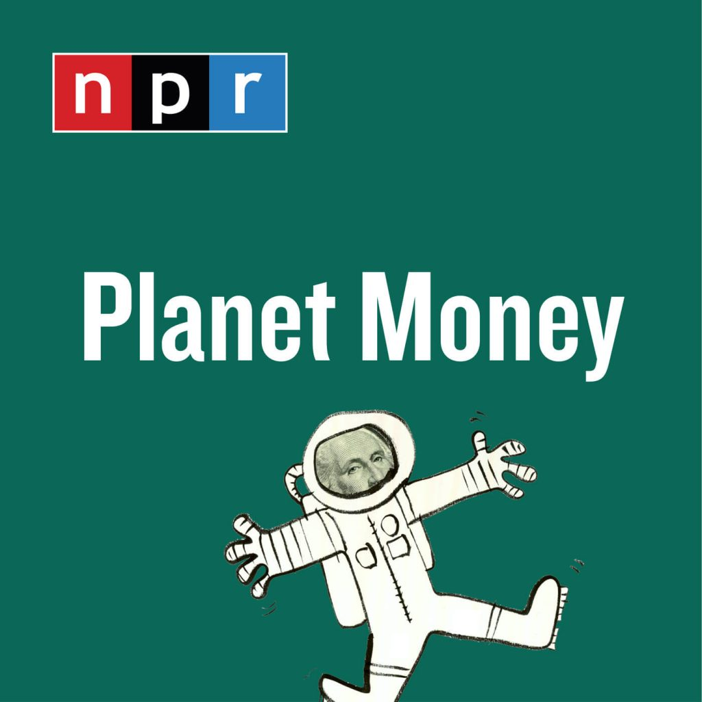 Planet Money Podcast Cover Art from NPR