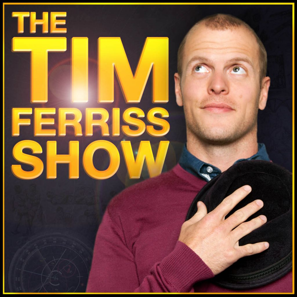 Best Business Podcasts_Tim Ferriss