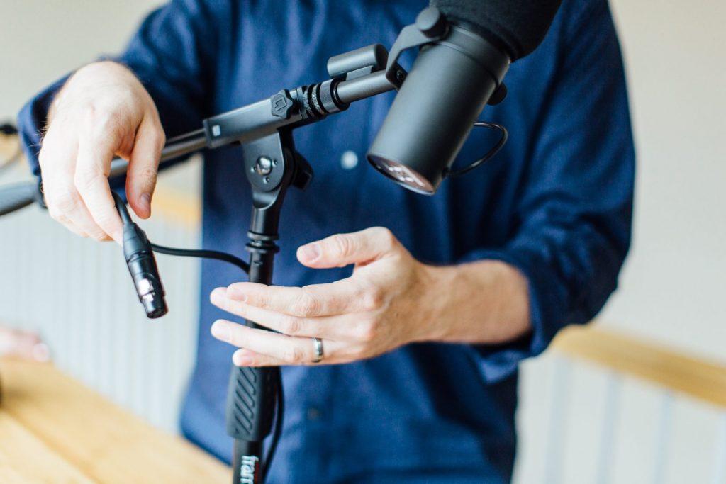 Recording and Equipment Consultation