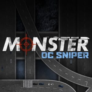 DC Sniper Podcast Cover Art