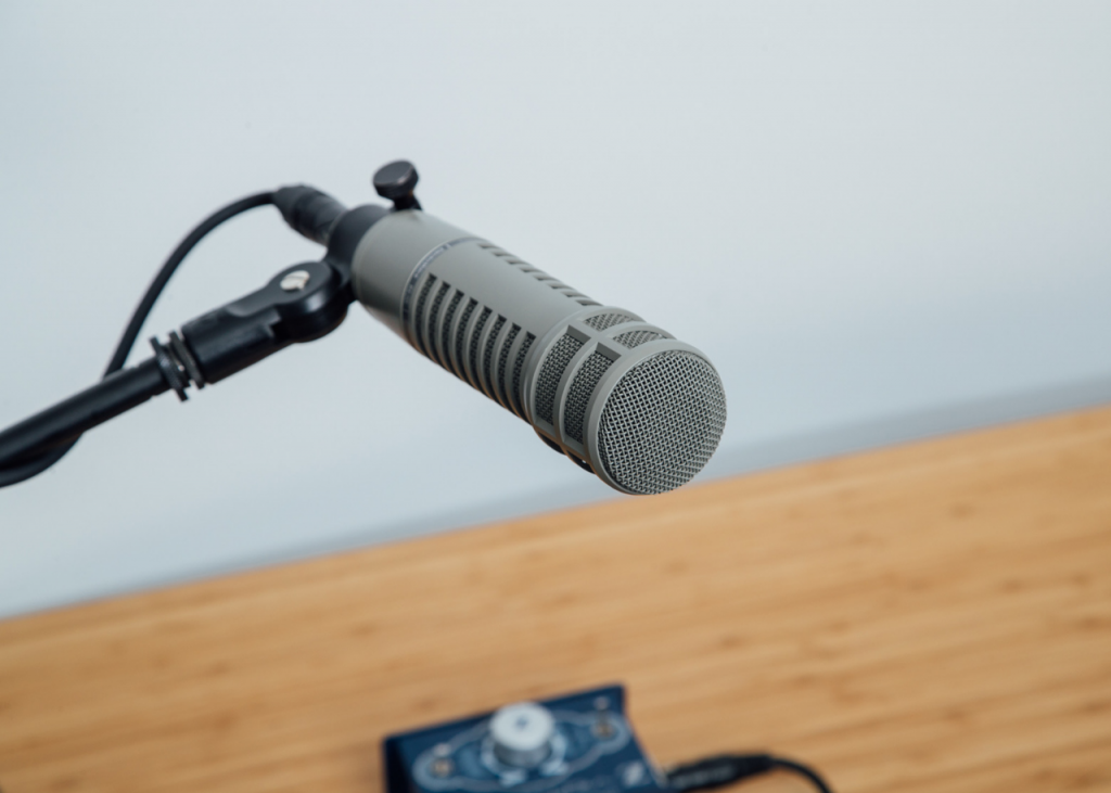 Best Podcast Microphone
