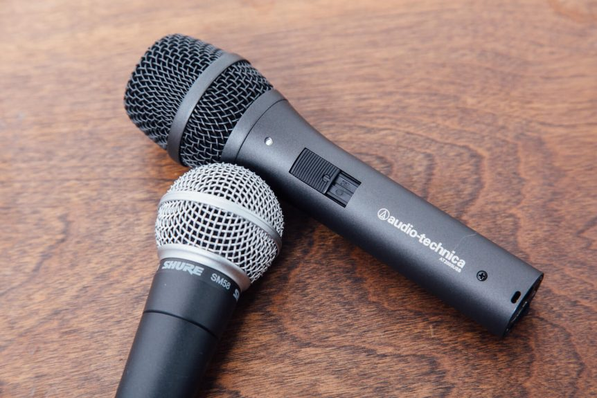 What Are Dynamic Microphones? 