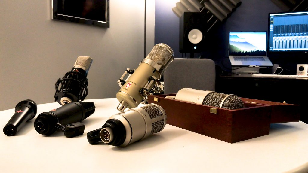 Best Podcast Condenser Microphone