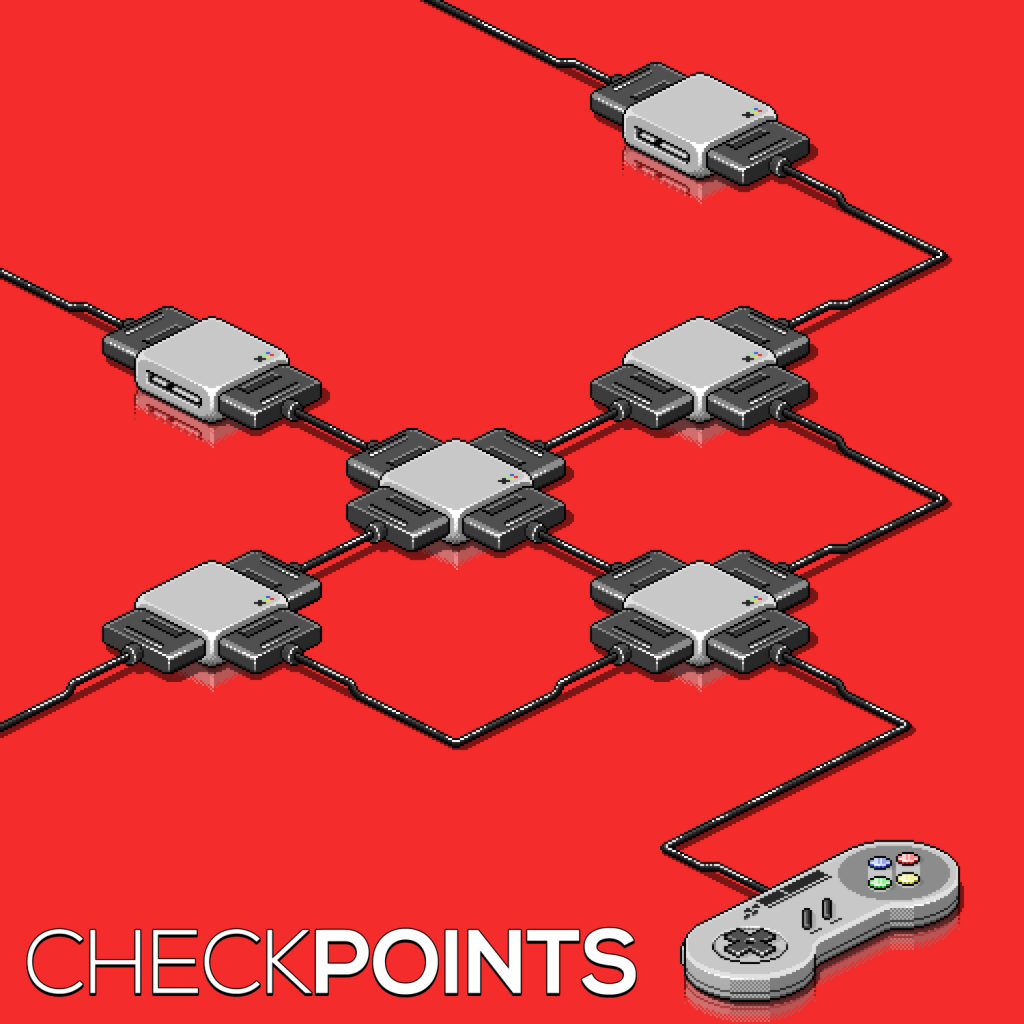 Checkpoints Podcast Cover Art