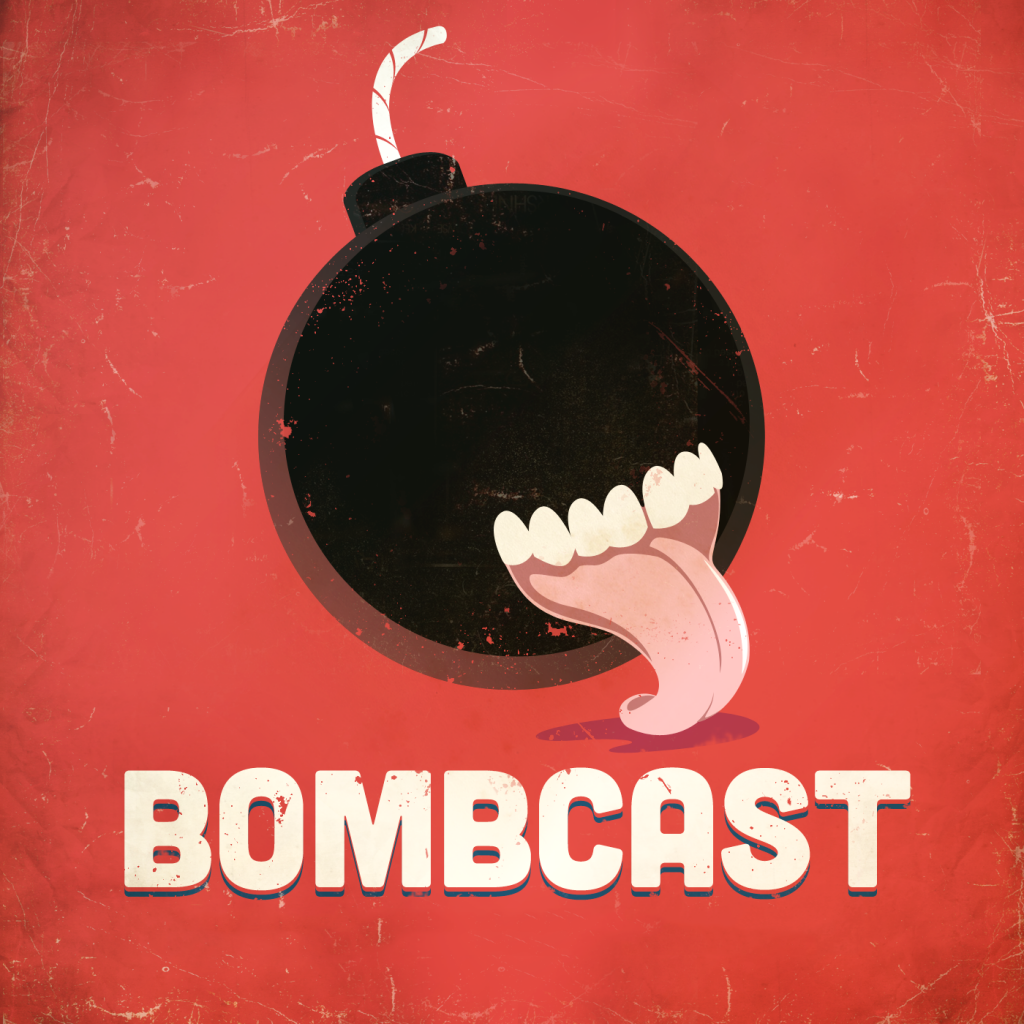 The Giant Bombcast Podcast Cover Art