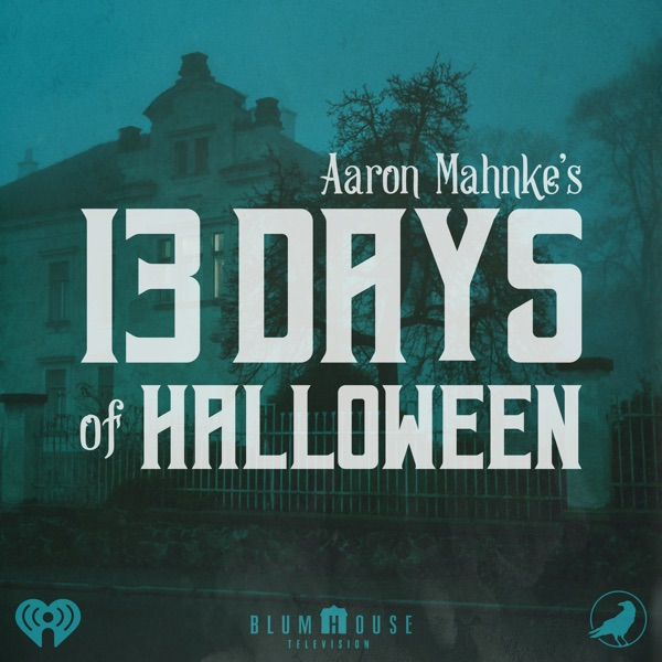 13 Days of Halloween Podcast Cover Art