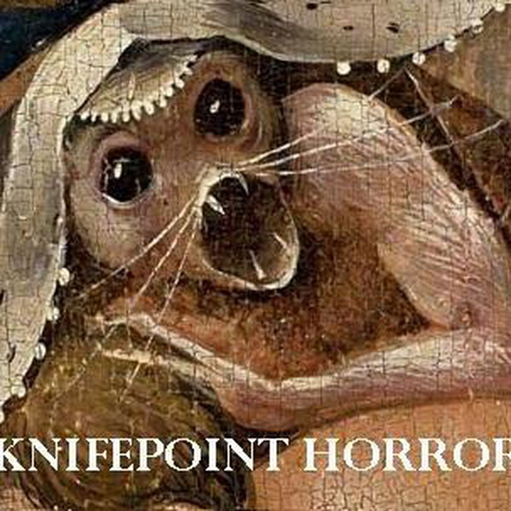 Knifepoint Horror Scary Podcasts