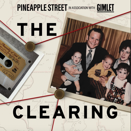 The Clearing Scary Podcasts