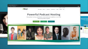 Review of Libsyn Podcast Hosting