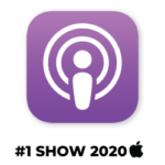 Apple Podcast Logo Number 1 Podcast of 2020