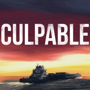Culpable Podcast Cover Art