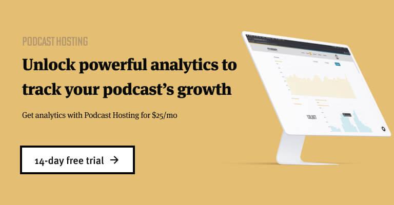 Resonate Podcast Hosting free trial