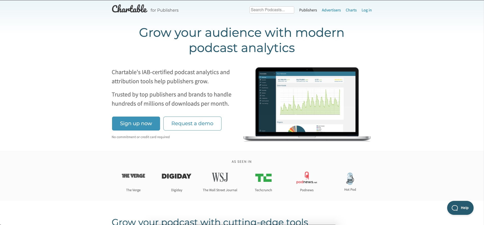 Chartable Podcast Analytics