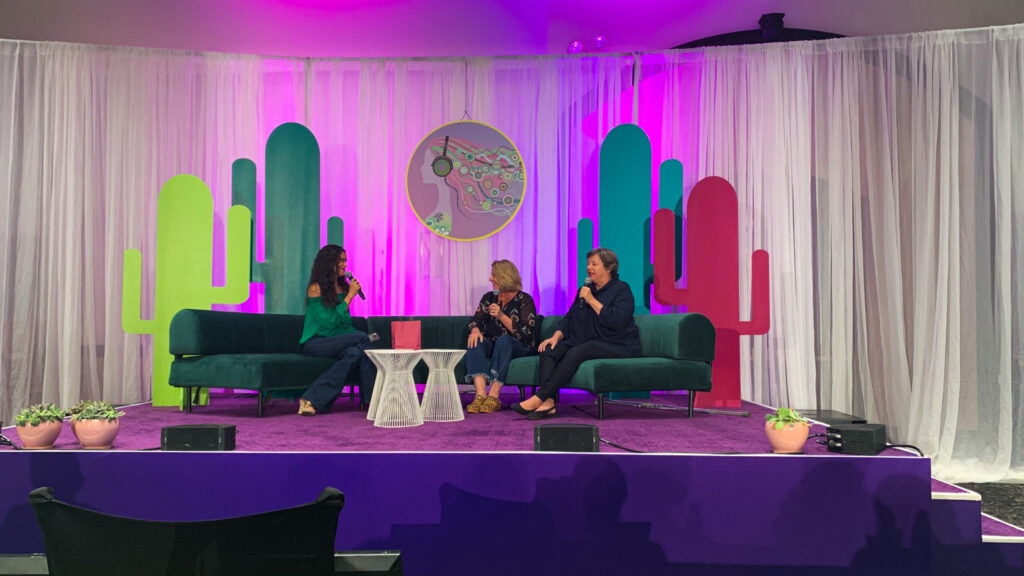 10 Things we learned from She Podcasts 2021